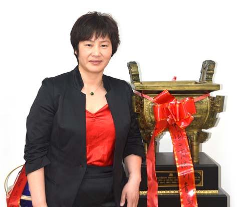 吴琴容 青岛福建总商会常务副会长