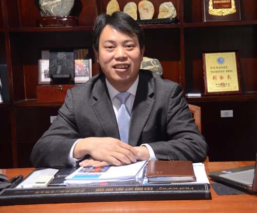 石知钢   青岛福建总商会常务副会长