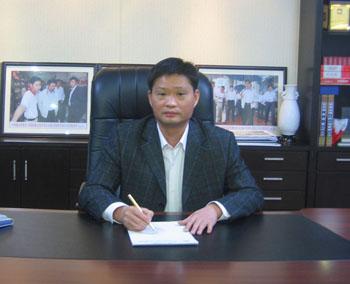 蔡金垵   青岛福建总商会荣誉会长