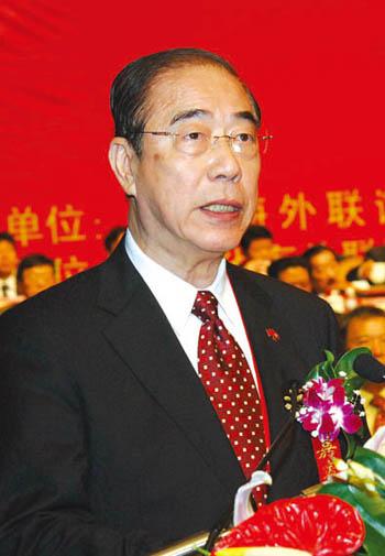 杨孙西 青岛福建总商会荣誉会长