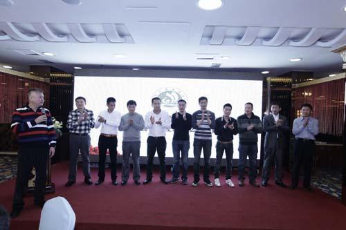 青岛福建总商会第一届理事会第二次会员大会暨2012年年会召开